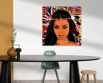 Südamerikanisch von Jole Art (Annejole Jacobs - de Jongh)