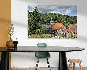 Altenau im Harz von Peter Eckert