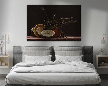 Fruchtige Kunst von Nicole Harren