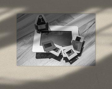 Ein digitaler Bildrahmen, ein Gucki, Bildrahmen von Norbert Sülzner