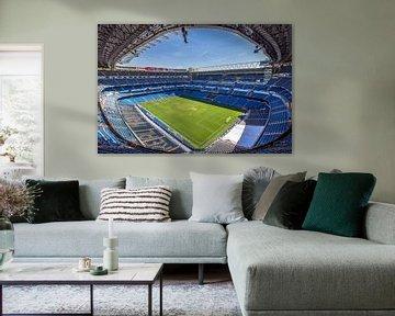 Estadio Santiago Bernabéu - Madrid - 1 van Nuance Beeld