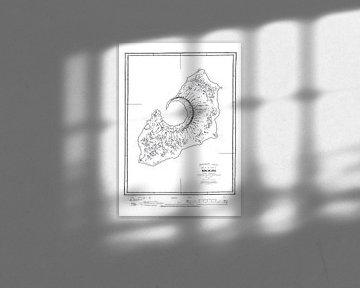 Mondinsel von Zoë Hoetmer