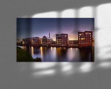 Raambuurt in Deventer, Nederland van Adelheid Smitt