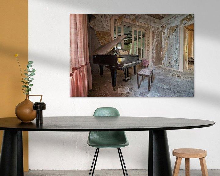 Beispiel: Lost Place - Klavierstunde von Linda Lu