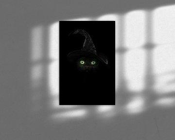 Die schwarze Katze von Elles Rijsdijk