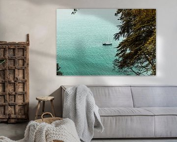 Ein Blick aufs Meer von Anna Davis
