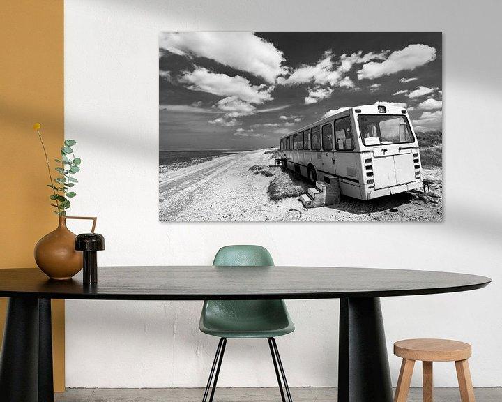 Sfeerimpressie: Beachbus van robert wierenga