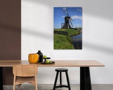 Windmühle Koopmansmolen von Klaas Leguit