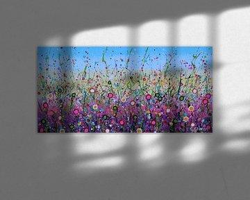 Blumengarten von Gulserin Gokcan