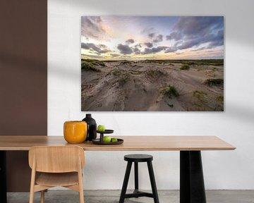 Duin, strand en zee van Dirk van Egmond