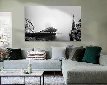 Docklands Hamburg von Thomas Schäper