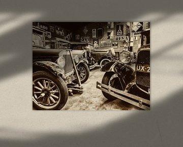 De Vintage Oldtimers van Martin Bergsma