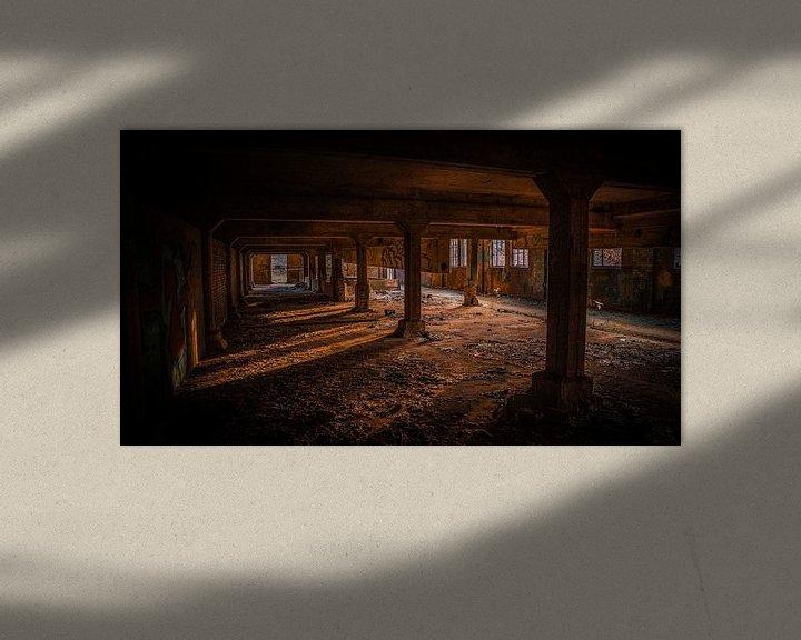 Beispiel: Die alte Ziegelei von Brigitte Blaauw