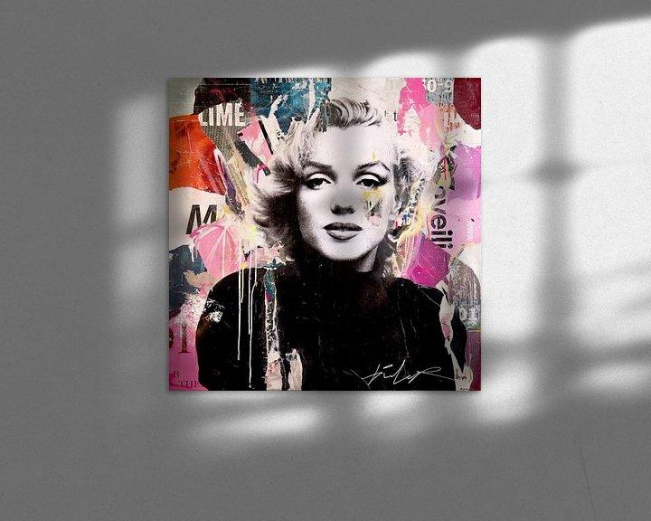 Sfeerimpressie: Marilyn van Michiel Folkers