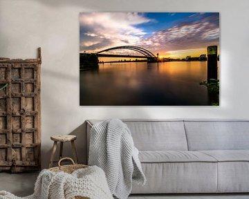 Van-Brienenoord-Brücke - Rotterdam - 1 von Nuance Beeld
