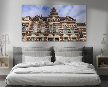 Fassade in Amersfoort, Niederlande von Jessica Lokker