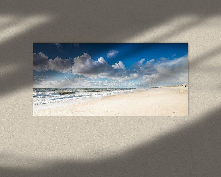 Sfeerimpressie: Bewolkt Sylt van Dirk Thoms