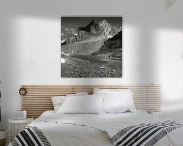 Col de la Vanoise, Frankreich von Jan de Vries
