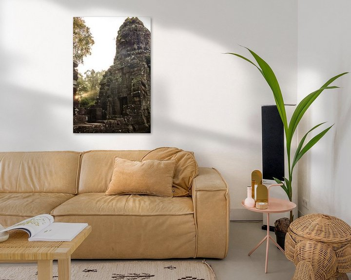 Sfeerimpressie: Zonsopgang tempel van Lizette Schuurman