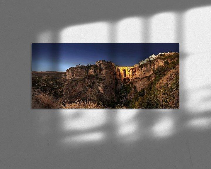 Sfeerimpressie: Ronda Panorama van Frank Herrmann