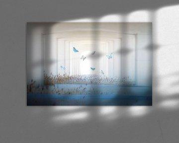 Butterfly Bridge van Bright Designs