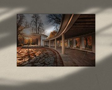 Chemnitz Muziek Paviljoen van Daniela Beyer