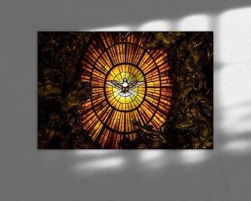 'De Heilige Geest' van Gian Lorenzo Bernini van Ellen Gerrits