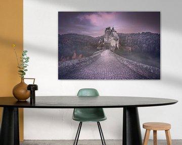 Die schöne Burg Eltz von Dennis Donders