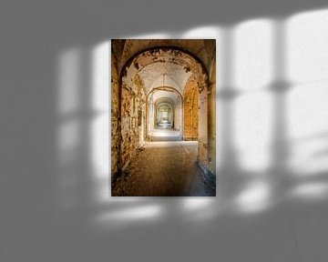 Verlassener Korridor von Bjorn Renskers