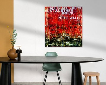 Another Brick in the Wall van Frank van Meurs