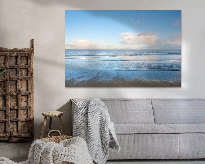 Beispiel: Strand Koksijde von Johan Vanbockryck