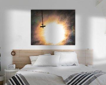 Falcon Atmosphere van Stefano Scoop