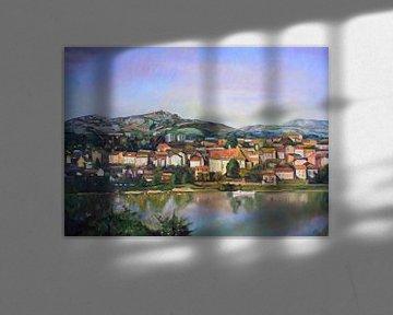 Linz aan de Donau van David Morales Izquierdo