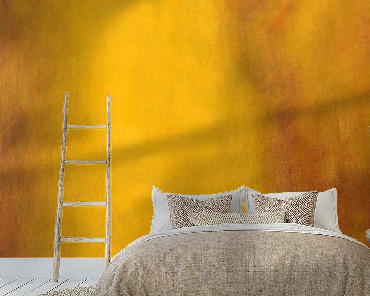 Beispiel fototapete: Hoffnung in Gelb von David Morales Izquierdo