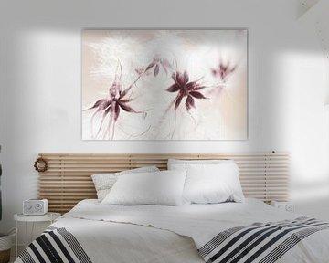 Botanische Kunst von Birgitte Bergman