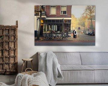 Groningen - Wijn van Hessel de Jong