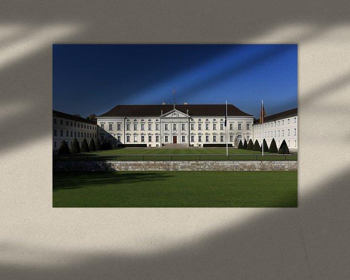 Sfeerimpressie: Kasteel Bellevue (Berlijn) van Frank Herrmann