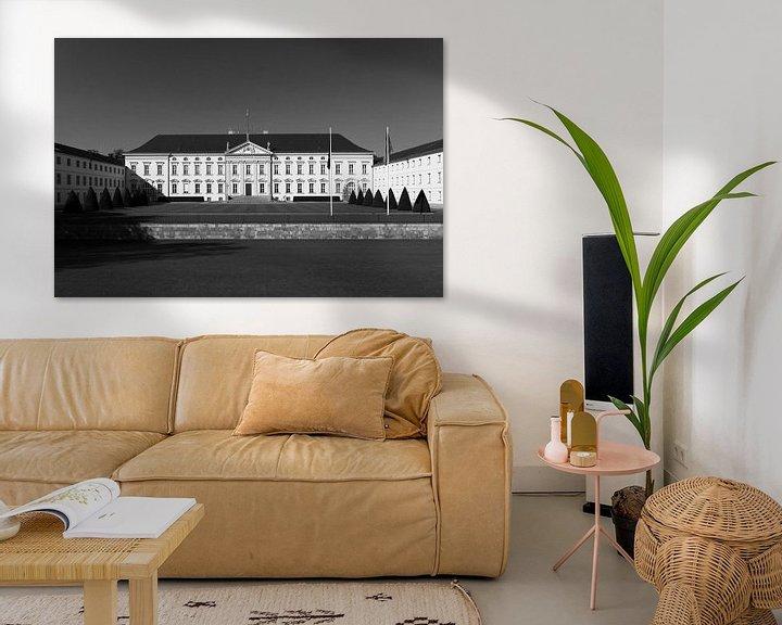 Impression: Château de Bellevue (Berlin) sur Frank Herrmann
