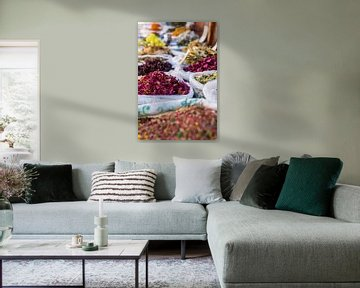 Farbenfrohe Gewürze von Peter Wierda