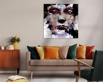Porträt, Steinjunge. von SydWyn Art