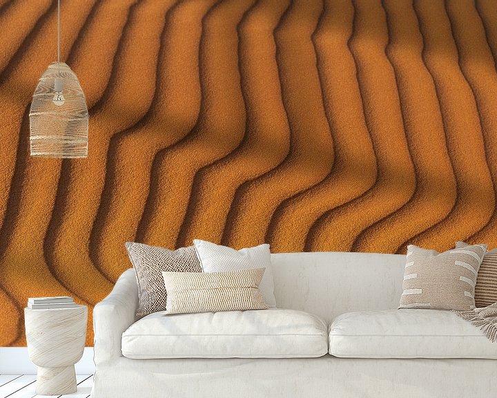 Sfeerimpressie behang: De schoonheid van de woestijn van Jeroen Kleiberg