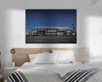 De Kuip | Stadion Feyenoord | Rotterdam rwb von Nuance Beeld