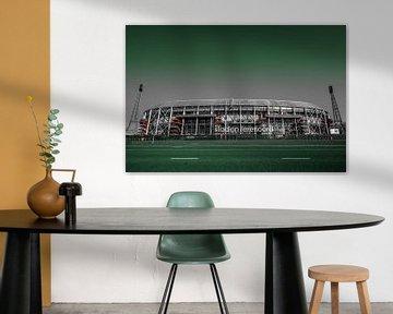 De Kuip | Feyenoord-Stadion | Rotterdam - rwg von Nuance Beeld