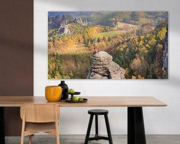 Herfst in Duitsland van Jessica Lokker
