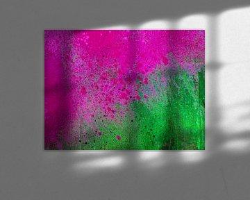 Abstract Digital Art 2/2020 von Gabi Hampe