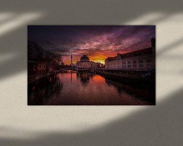 Drama Sky in Berlin von Iman Azizi