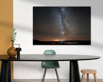 Melkweg van Sam Mannaerts