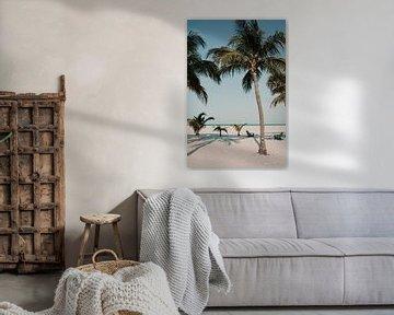 Fort Myers Beach Florida van Amber den Oudsten
