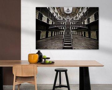 Kilmainham-Gefängnis von Sam Mannaerts Natuurfotografie