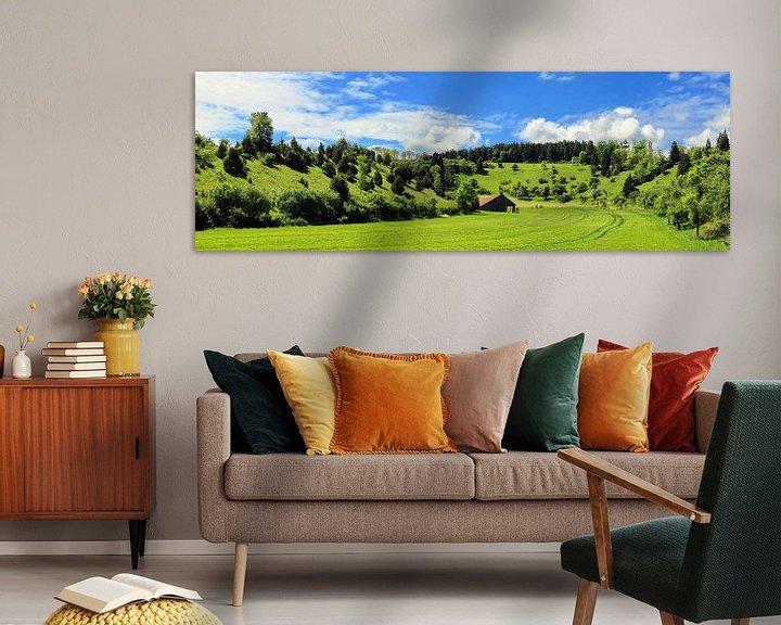 Sfeerimpressie: Meadowland van fotoping